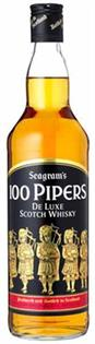 100 Pipers Scotch 80@ 750ml - Case of 12